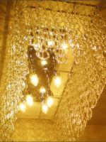 Customised Glass Chandelier